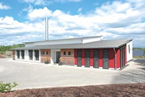 Pressematerial - Gebäude
